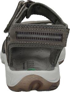 Bama Damen Sandalen Grau Schuhe – Bild 5