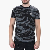 ALPHA INDUSTRIES Tiger Camo Herren T-Shirt Grau – Bild 1