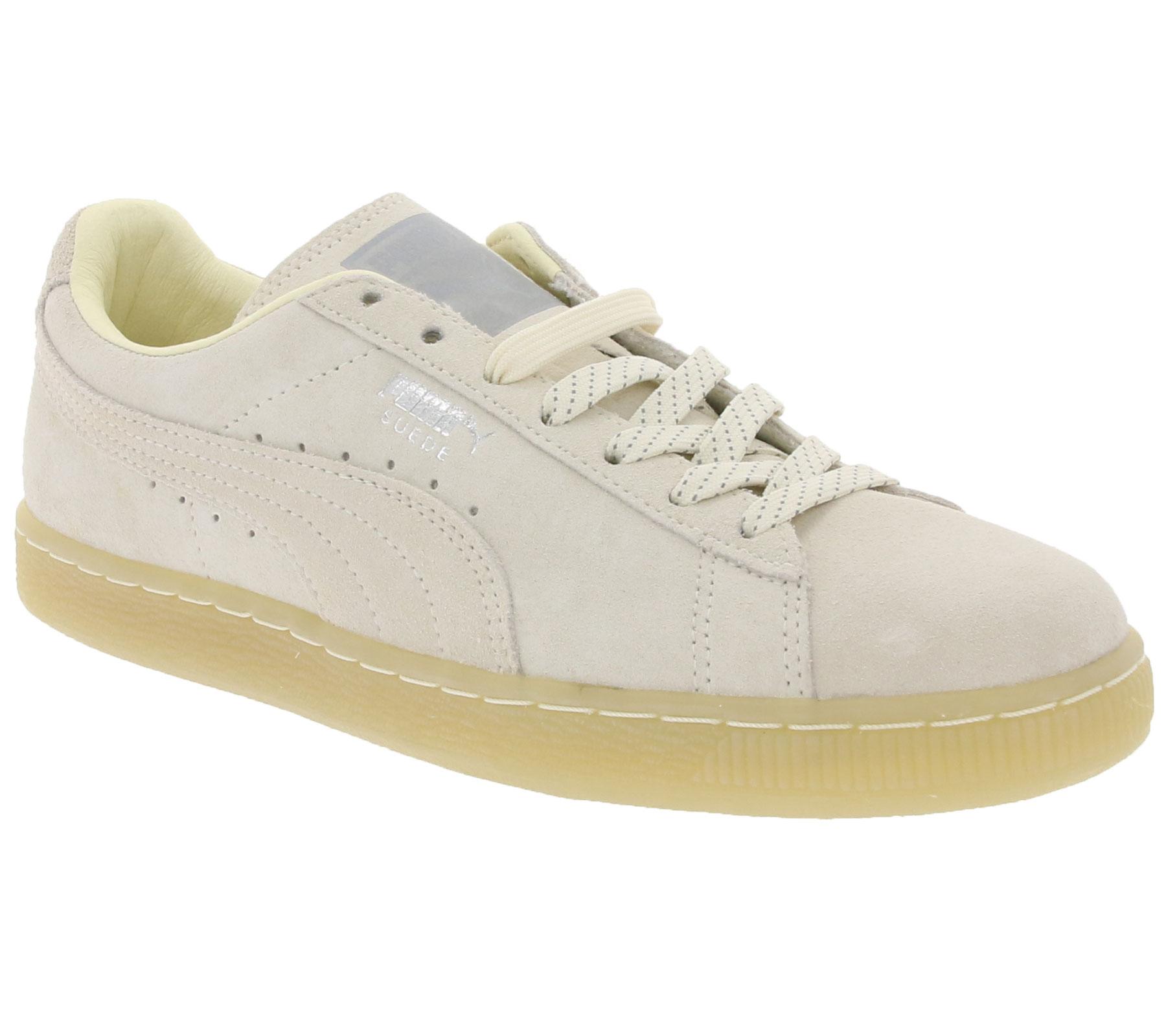 Puma Basket Ostrich Women's Sneakers outlet | 366727 01