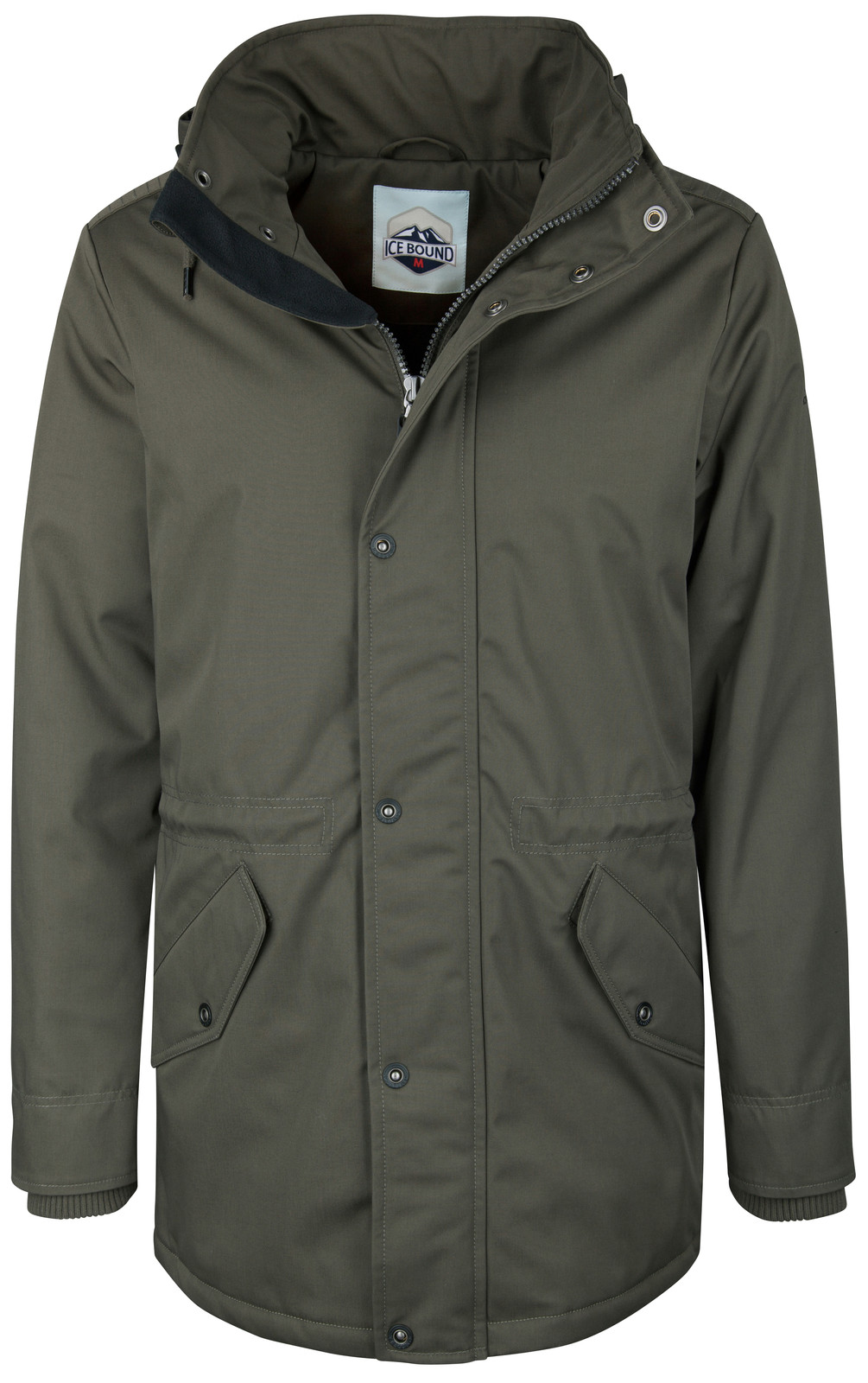 the latest d9076 e5046 Icebound Men Parka Olive | Outlet46.de - B2B