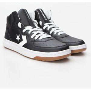 Converse Rival Mid Herren Sneaker Schuhe Schwarz-Weiß – Bild 2