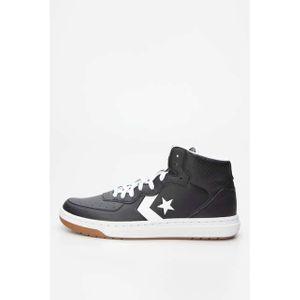 Converse Rival Mid Herren Sneaker Schuhe Schwarz-Weiß – Bild 3