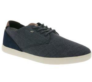 Boxfresh Schuhe Low-Top stylische Herren Derby-Sneaker Blau