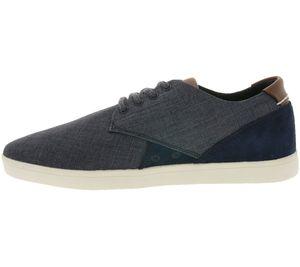 Boxfresh Schuhe Low-Top stylische Herren Derby-Sneaker Blau – Bild 2