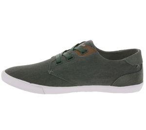 Boxfresh Schuhe schicke Herren Low-Top Sneaker Dunkelgrau – Bild 2
