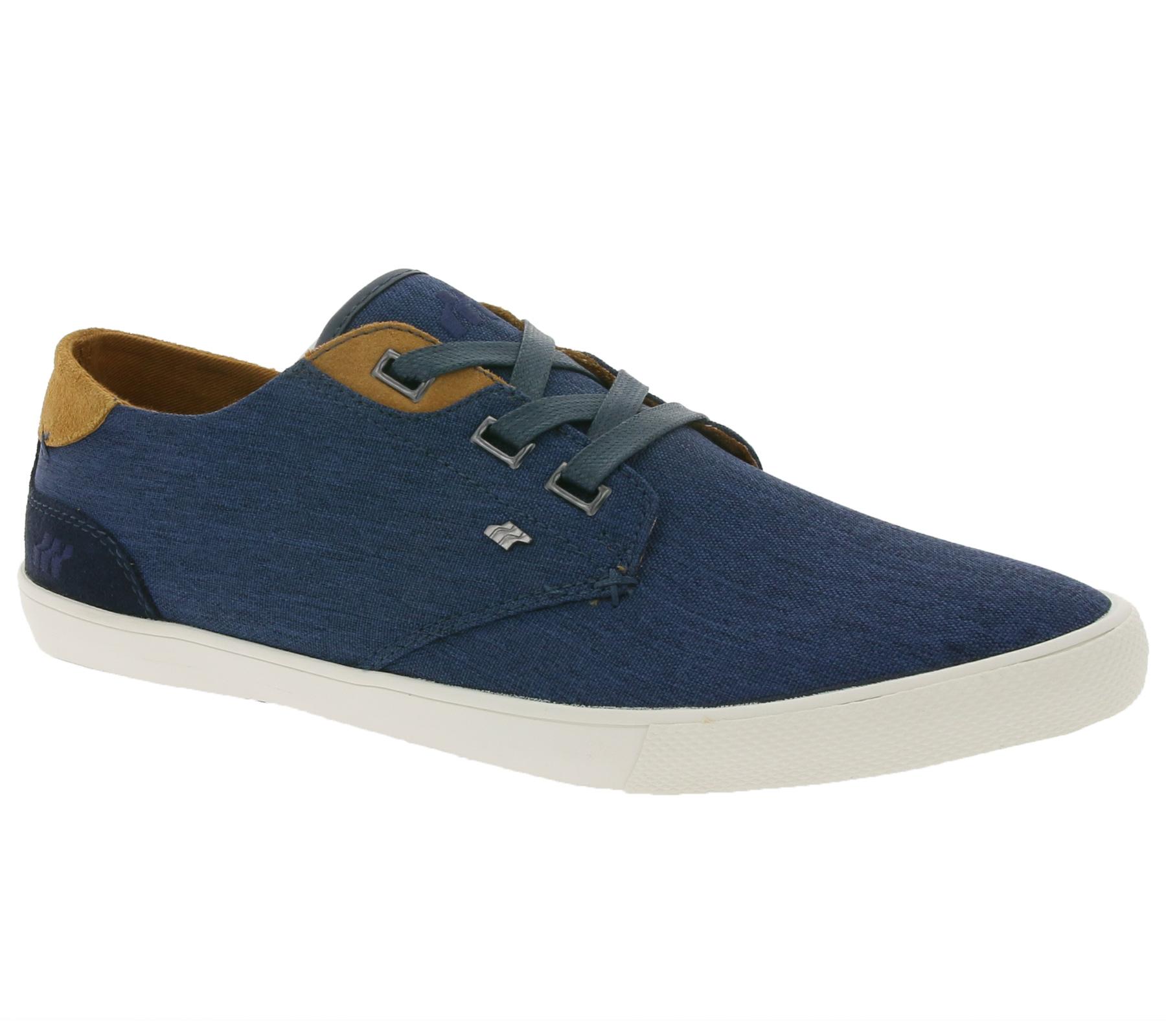 Boxfresh Shoes Low top Fashionable Men's Sneaker Navy |