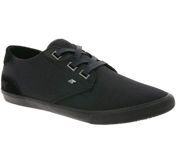 Boxfresh Chaussures Sneaker Monochrome Homme Noir