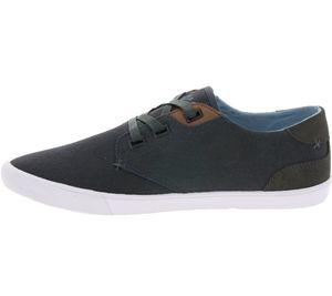 Boxfresh Schuhe Low-Top coole Herren Sneaker Navy/Weiß – Bild 2