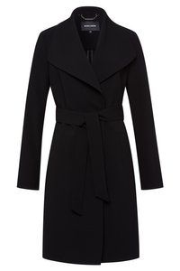 MORE & MORE Light Trench Damen Mantel Schwarz