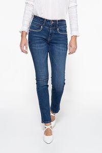 ATT Lea Regular Fit Damen Jeans Blau
