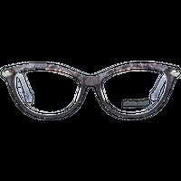 Roberto Cavalli Brille Damen Bunt – Bild 2