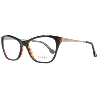 Guess Brille Damen Braun