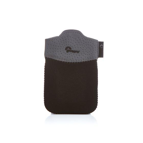 Lowepro Étui universel pour appareil photo électronique pour sac de téléphone portable Tasca 10 noir