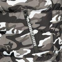 Lonsdale London LOMAN Herren Jacke Jacke Mantel Camo Grey – Bild 4