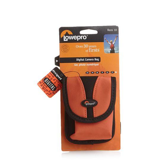 Lowepro Täschchen funktionelle Kamera-Tasche mit dehnbaren Seiten Rezo 10 Orange