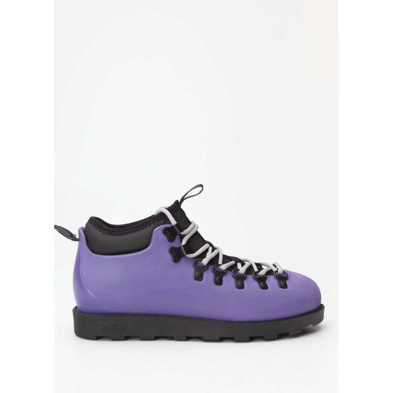native SHOES Fitzsimmons Citylite Damen Schnür-Stiefelette Stiefel Boots Schuhe Violett