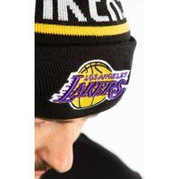 NEW ERA OTC BOBBLE KNIT Cap Mütze Los Angeles Lakers – Bild 5