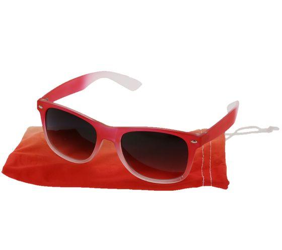 Cool white Sonnenbrille