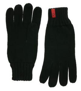 C3 Winter-Handschuhe dicke Strick-Handschuhe Knitted Gloves Schwarz – Bild 1