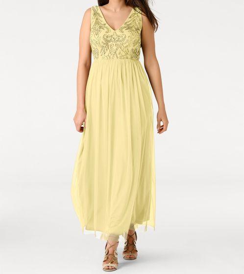 ashley brooke dress evening dress beautiful ladies maxi dress with sequins yellow