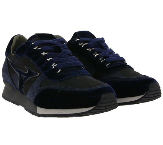 MIZUNO Schuhe Sneaker stylische Damen Turnschuhe Naos Navy