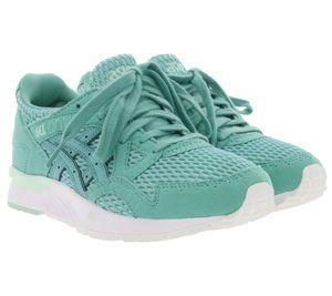 asics Gel-Lyte V Schuhe stylische Damen Sneaker Grün