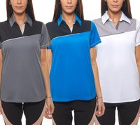 ELEVATE Polo-Shirts zeitlose Damen Polo-Hemden Prater