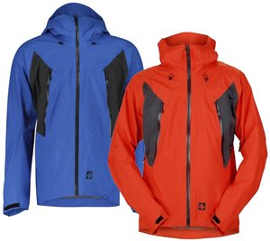 sweet protection Wind-Jacke wasserdichte Herren Outdoor-Jacke Getaway Orange oder Blau