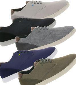 Boxfresh Henning Halb-Schuhe zeitlose Herren Sneaker
