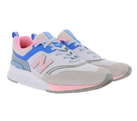 New Balance 997H Sneaker flache Damen Turnschuhe Sport-Schuhe Grau