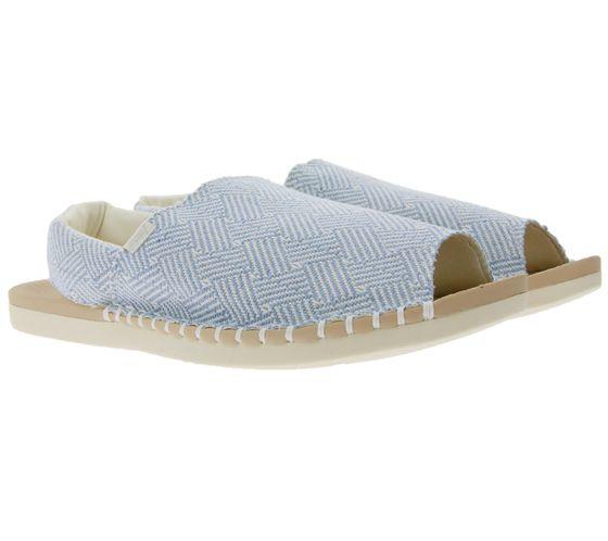 reef Escape Sling TX summer shoes pffifige ladies espadrilles light blue