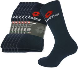 18er Pack Lotto Tennis-Socken Blau Strümpfe