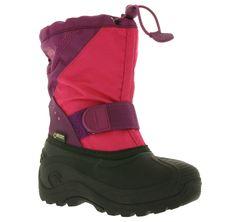 kamik Snowtrax G GORE-TEX Kinder Winterstiefel Pink Y NK8597 RPM