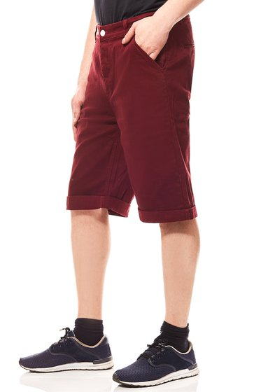 Sweet SKTBS Shorts pour hommes The Chino Short Rouge