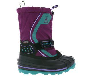 kamik Kinder-Boots Snowcoast 4 G Violett Futter – Bild 2