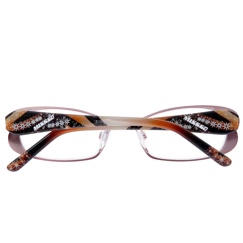 MISS SIXTY Brille Damen Designer Brillengestell Lesebrille Gestell ...