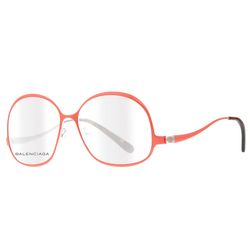 BALENCIAGA Ladies metal eyeglass frame multicolored