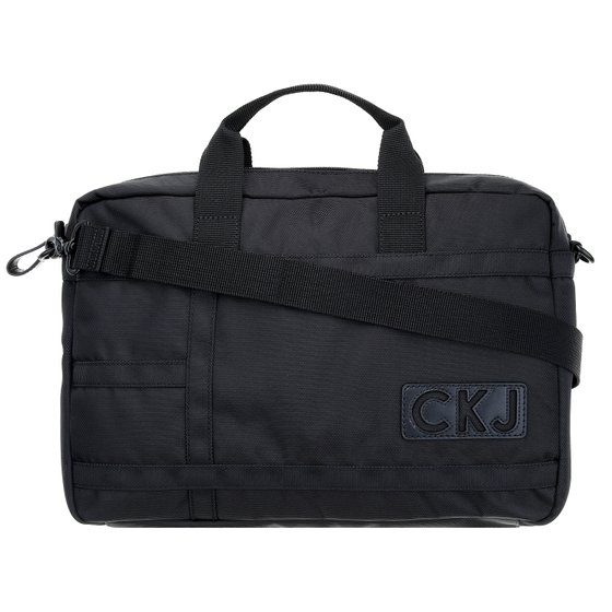 Calvin Klein Laptop Bag Notebook Bag Black 10L