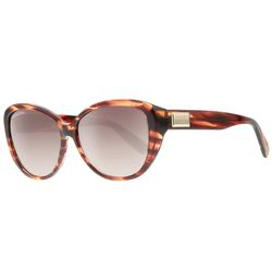 DSQUARED2 Ladies Sunglasses Fashion Glasses Round Brown