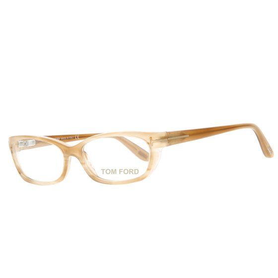 TOM FORD Brille Damen Beige