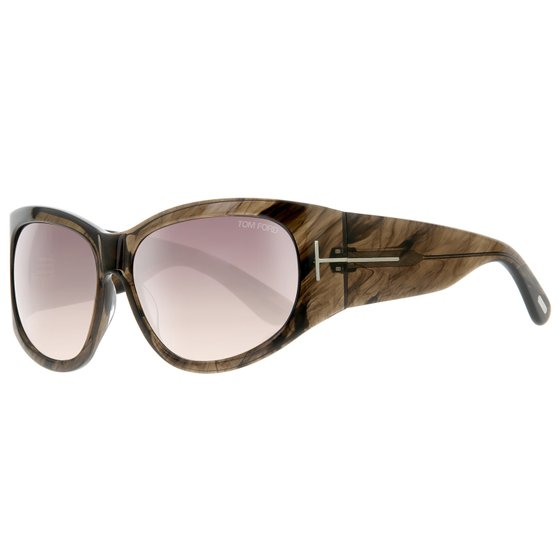 TOM FORD Sonnenbrille Damen Braun