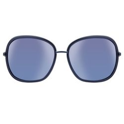 GUESS by MARCIANO Damen Business Sonnenbrille Blau