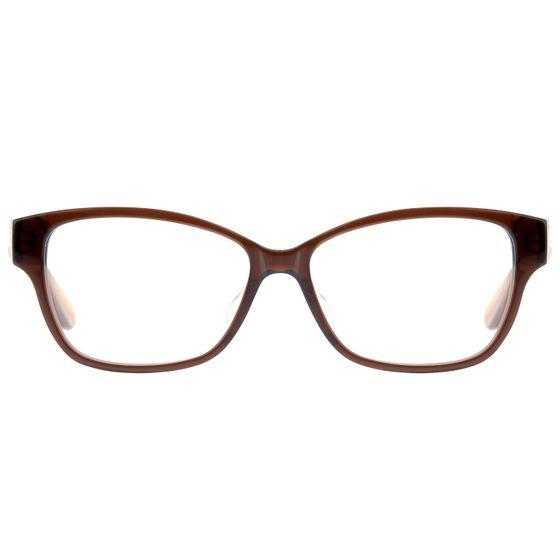 SWAROVSKI Brille Damen Braun