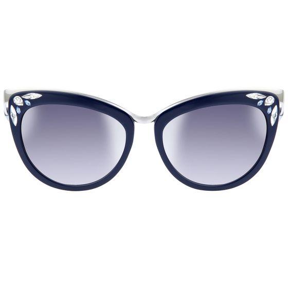 SWAROVSKI Ladies Fashion Sunglasses Blue