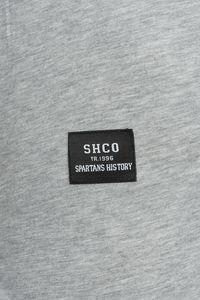 Spartans History Fitness T-Shirt Club-Shirt – Bild 8