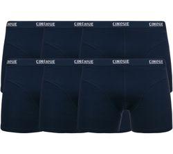 CINQUE cotton boxer shorts 6 pieces