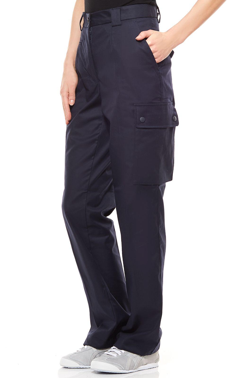 Security Hose Damen Arbeitsschutz-Hose mit schmalem Bund
