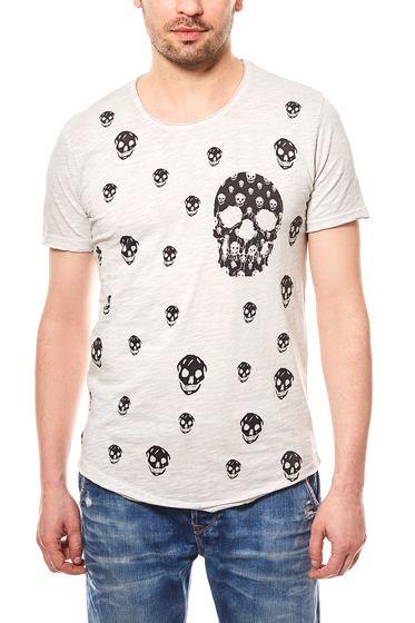 Skull T-Shirt Herren CARISMA