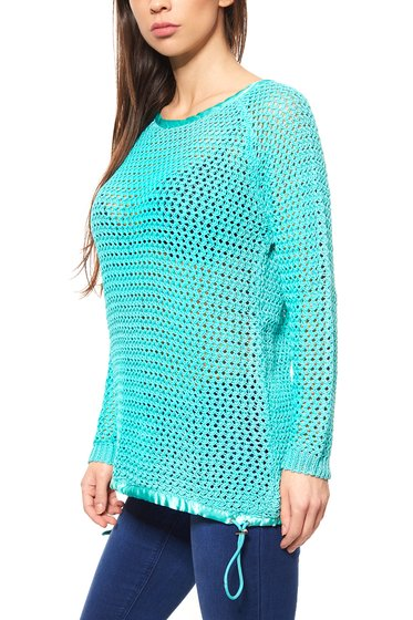 locker gestrickter Pullover Damen B.C. by heine