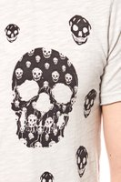Totenkopf Skull T-Shirt CARISMA – Bild 3